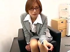 mature teacher satsuki kirioka upskirt gropped during fake class reunion