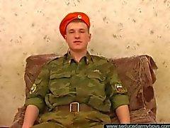 Russisch Armee achtzehn