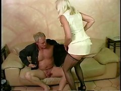 Daddy's fucking his mother in law