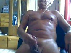 Gris buen Tag hacerse una paja abuelo