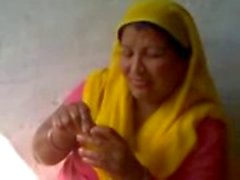 Indian nygift by bhabhi haft fullständig