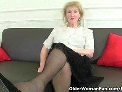 A coleção a mais quente das grannies de Britian