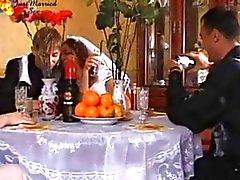 Rus Düğün porno