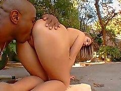 Brianna Love interracial anal fucking