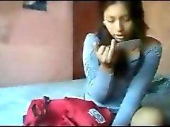 De fille baisée et enregistré par bf