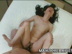 Nobue Toyoshima - la Nippon la nonna vuol adolescente rubinetto