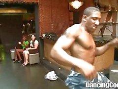Dancingcock Black Balls Bitween Boobs