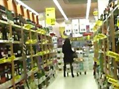 Dildospiele im Supermarkt (deutsch)