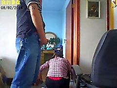 La limpieza Aunt ( de 2 )