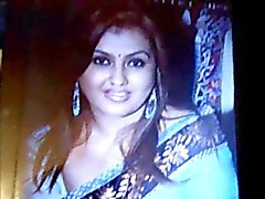 Cum kunnianosoitus Intian Tamil näyttelijä Sona