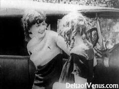 Home antiquariato - Una Free Ride - 1900s iniziali Erotico