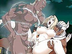 Naruto se de Hentai Slideshow