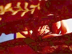 Flores de Perversion - Scene 1 Lina Romay & Rachel Sheppard