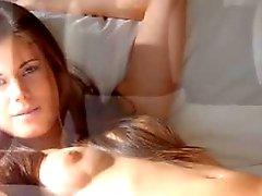 De meest erotische gat masturbatie