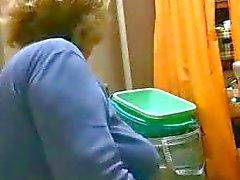 mia suocera i bagno