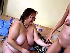 Petite Teen Uses Her Strapon