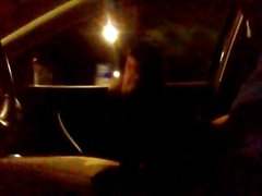 Car Flash Blonde whore second round
