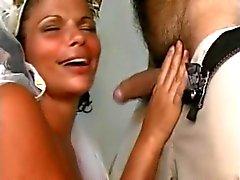 Compartiendo Novia con Los chicos brasileños en Honeymoon