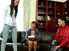 Lesbierinnen Sekt