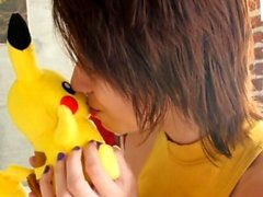 Teen creampied pokemon