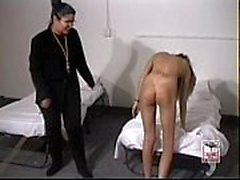 0416 Belt Spankings At Reform House No 9