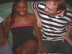 Buck Wild Anal Black Chick Porn Theater Gang Bang