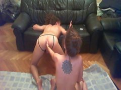 femdom fist her sissy slave
