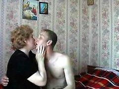 Mature amateur mom homemade on webcam