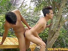 Bellimbusti asiatica che baciano e che che scopano simile figa HD