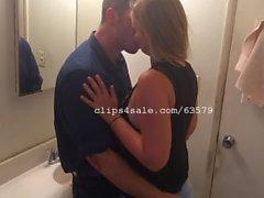 Kissing - Diana and Edward Kissing Video 4