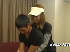 korea181 - Sexy Cougar Dressed for Golf