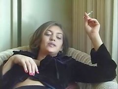 She has my vote as sexiest smoker ever