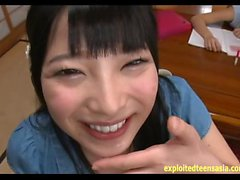 Jav Idol Ai And Friend Eat Cum Out Of Each Others Pussy