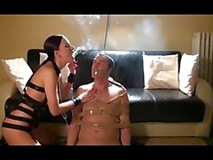 smoking fuck mistress