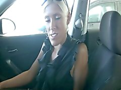 gevangen in de CAR - jerkoff instructies