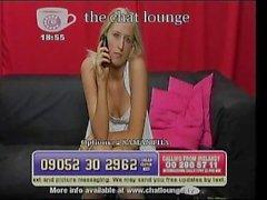 Samantha Alexandria - Chat Lounge - No underwear (3/4)