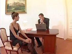 Nerdy Sekretariat Geschlechts lose Strümpfe