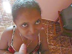 siyah bir Teen hizmetçi otel Madagaskar'ın 2. benimle sucl