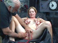 Young Female Slave Experiences BDSM WF