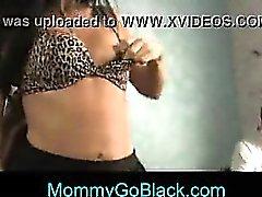 EE.UU. mamá Desea Interracial sexual Daughter