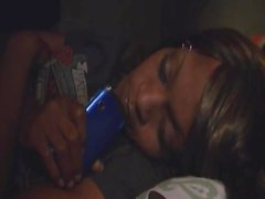 She Sucks And Chokes On Mattews Dick After Birthday Party!!