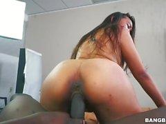 Sasha Yamagucci Fucks On A Webcam Show