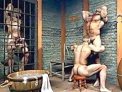 3D Качок геев Мужчины !