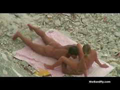 theSandfly Naked Public Beach Games