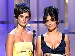 Salma Hayek - Oscars 2005