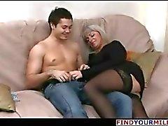 Russian Mature MILF Elena 42