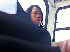 Knipperend op de bus 6