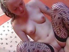 Smalltit Bitch Fucks Good