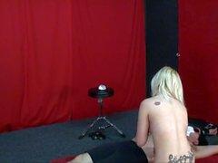 Tickle challenge - Marie revenge tickling