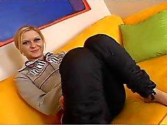 POV Casting Couch Kauneus